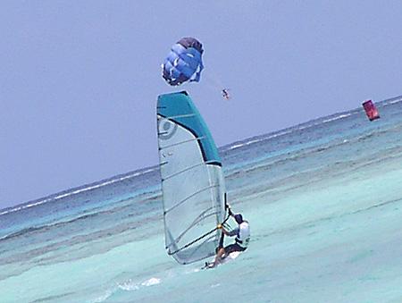 2008年3月29日今日のマイクロビーチ4