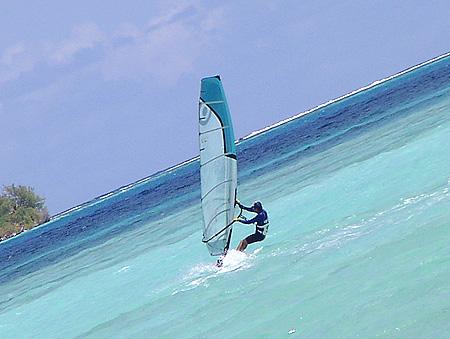 2008年3月30日今日のマイクロビーチ2