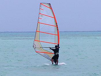 サイパンマイクロビーチ2007年7月7日