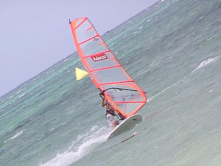 2008年7月8日今日のマイクロビーチ3