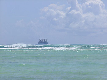 サイパンマイクロビーチ2007年7月12日