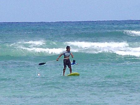 2007年9月16日今日のサイパンマイクロビーチ