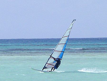 2007年9月25日今日のサイパンマイクロビーチ