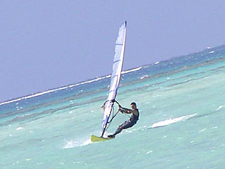 2008年10月14日今日のマイクロビーチ3