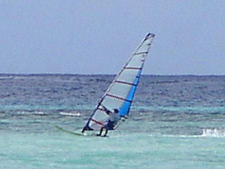 2007年10月21日今日のサイパンマイクロビーチ