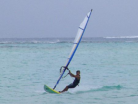 2007年10月22日今日のサイパンマイクロビーチ3