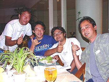 2006年11月マリアナスカップ千葉軍団