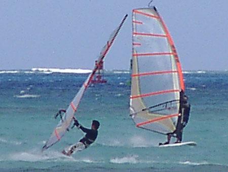 2007年11月18日今日のマイクロビーチ