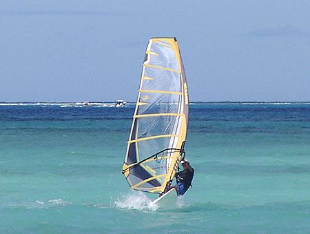 2007年12月1日今日のマイクロビーチ
