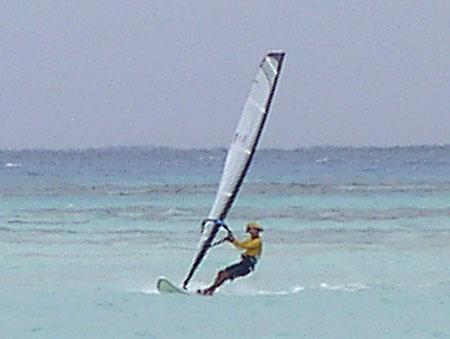 2007年11月6日今日のマイクロビーチ