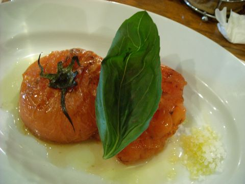 グリルドトマト