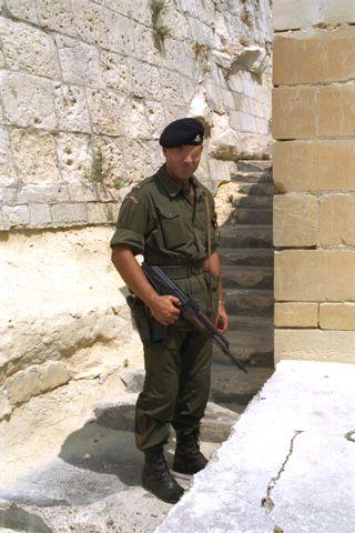 AFMの兵士