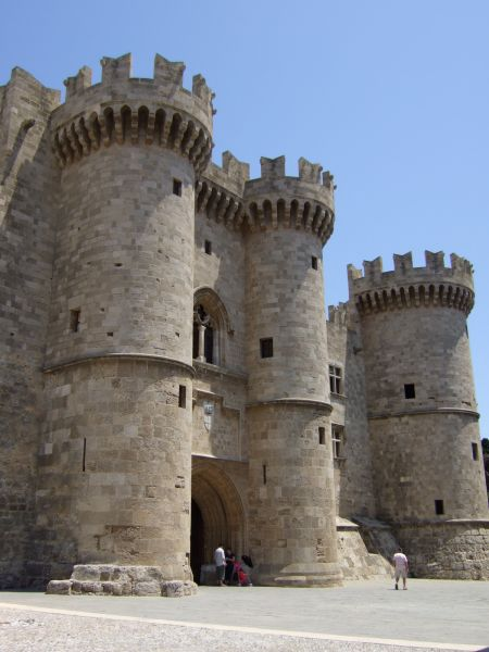 グランドマスターの宮殿