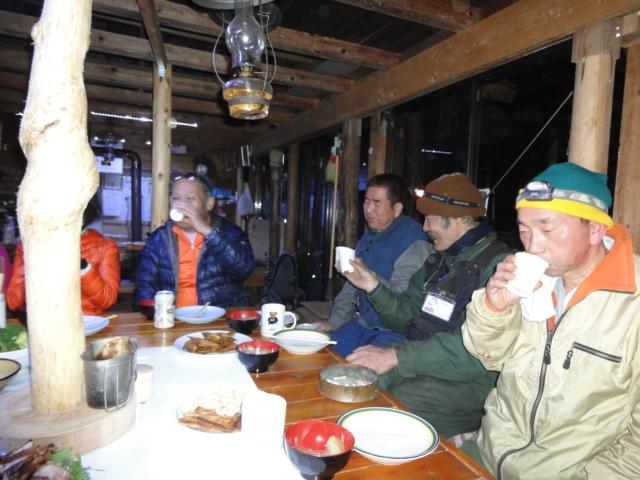 2012年1月2日夕食 2