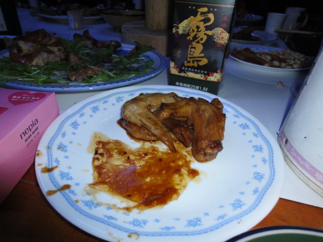 2012年1月2日夕食 3