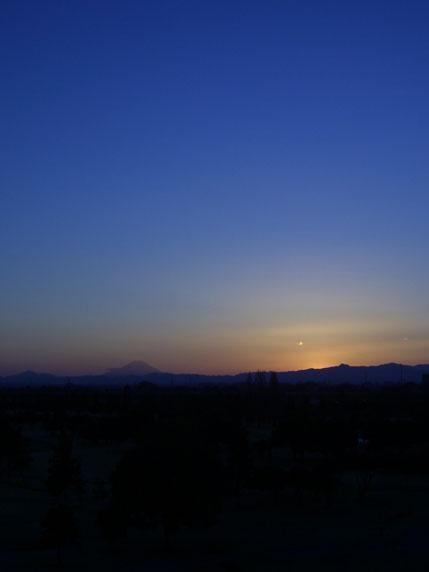 2008夕日最後の残滓