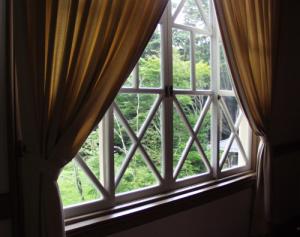 2F 北側窓