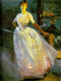 ロジェ・ジュールダン夫人の肖像