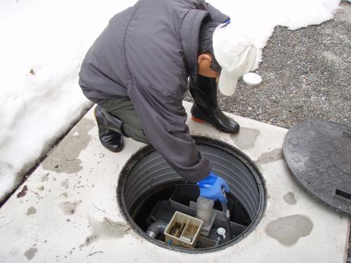 浄化槽7条検査