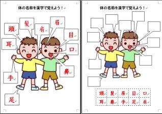 漢字 | [組圖+影片] 的最新詳盡 ... : 漢字表 1年生 : 漢字