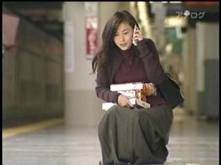 ロケ地:上野駅地上ホーム