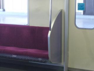 A-Trainの座席