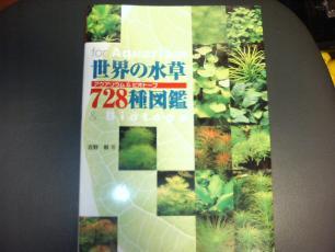 世界の水草728種