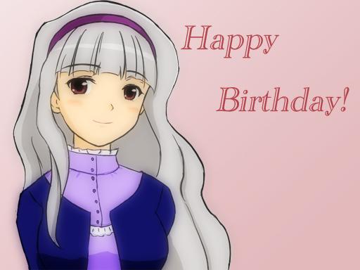 貴音09誕生日