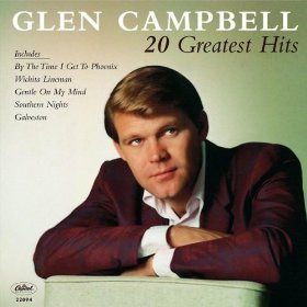 Glen Campbell(The Impossible Dream)