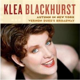 Klea Blackhurst(I Like the Likes of You)