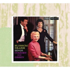 Blossom Dearie(Lucky To Be Me)