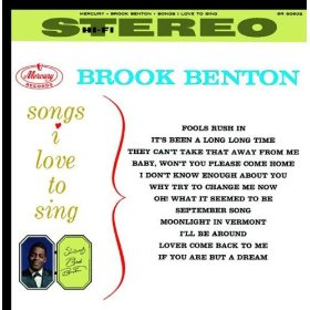 Brook Benton(Oh ! What It Seemed To Be)