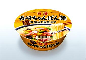 「日清 長崎ちゃんぽん麺」