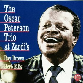 The Oscar Peterson Trio(Swinging on a Star)