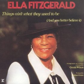Ella Fitzgerald(Don't Dream Of Anybody But Me)