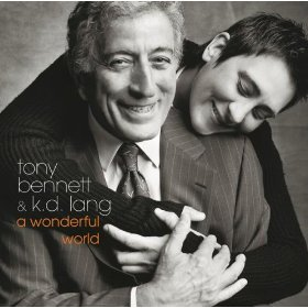 Tony Bennett & k.d. lang(Dream a Little Dream of Me)