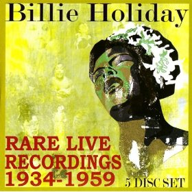 Billie Holiday (I Cried For You)