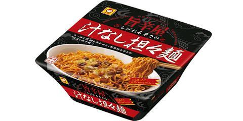 「マルちゃん 旨辛屋 しびれる辛さの汁なし担々麺」