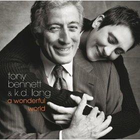 Tony Bennett & k.d. lang(You Can't Lose a Broken Heart )