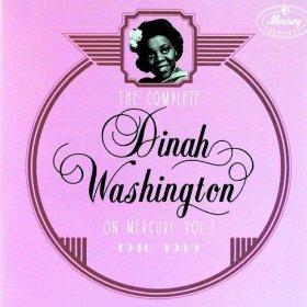 Dinah Washington(You Can Depend on Me)