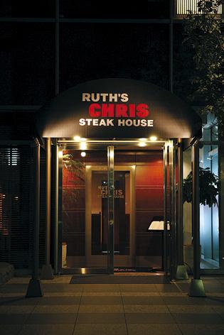 (RUTH'S CHRIS STEAK HOUSE )-1