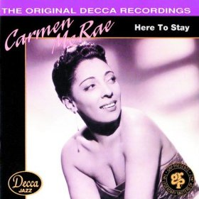 Carmen McRae(I Can't Get Started )