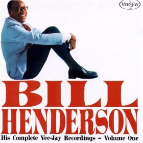 Bill Henderson (Love Locked Out )