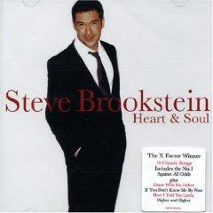 Steve Brookstein(Heart & Soul)