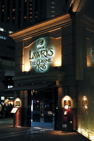 (LAWRY'S THE PRIME RIB )-1