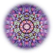 「オイル式の万華鏡」-3
