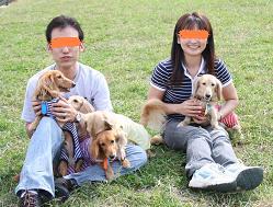 家族写真in高山