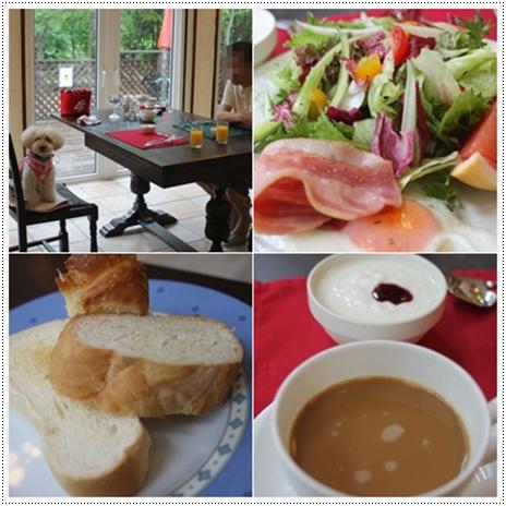 リーブルの朝食