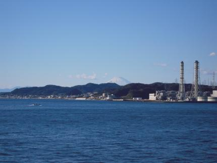 東京湾一周1