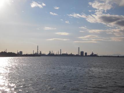 東京湾一周7